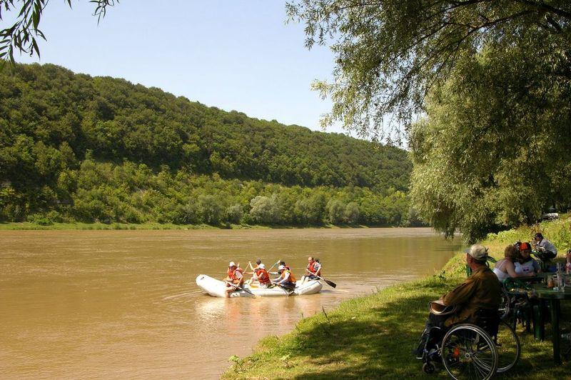 You are browsing images from the article: Информационно-ресурсный центр активного отдыха и туризма для людей с ограничеными возможностями