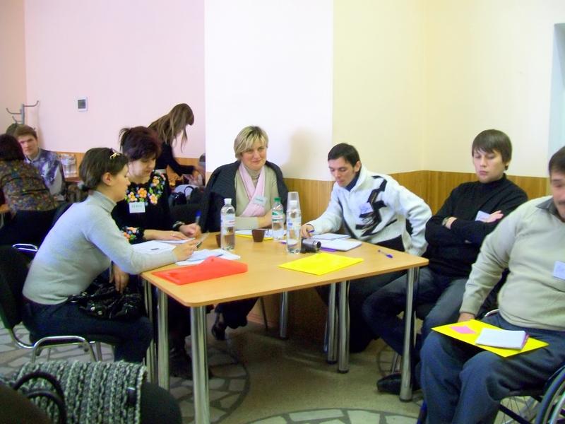 You are browsing images from the article: Львів – Крим: нові виклики для неурядових організацій в питаннях інклюзії дітей з неповносправністю