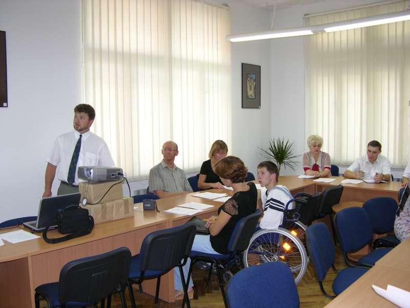 You are browsing images from the article: Забезпечення права на активний відпочинок для неповносправних України
