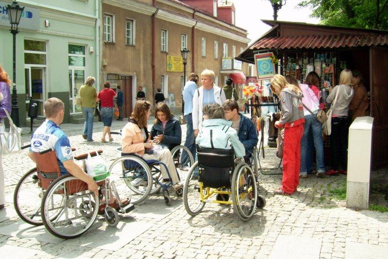You are browsing images from the article: 'Integrācija un sadarbība kultūras un sporta jomā piedaloties invalīdiem