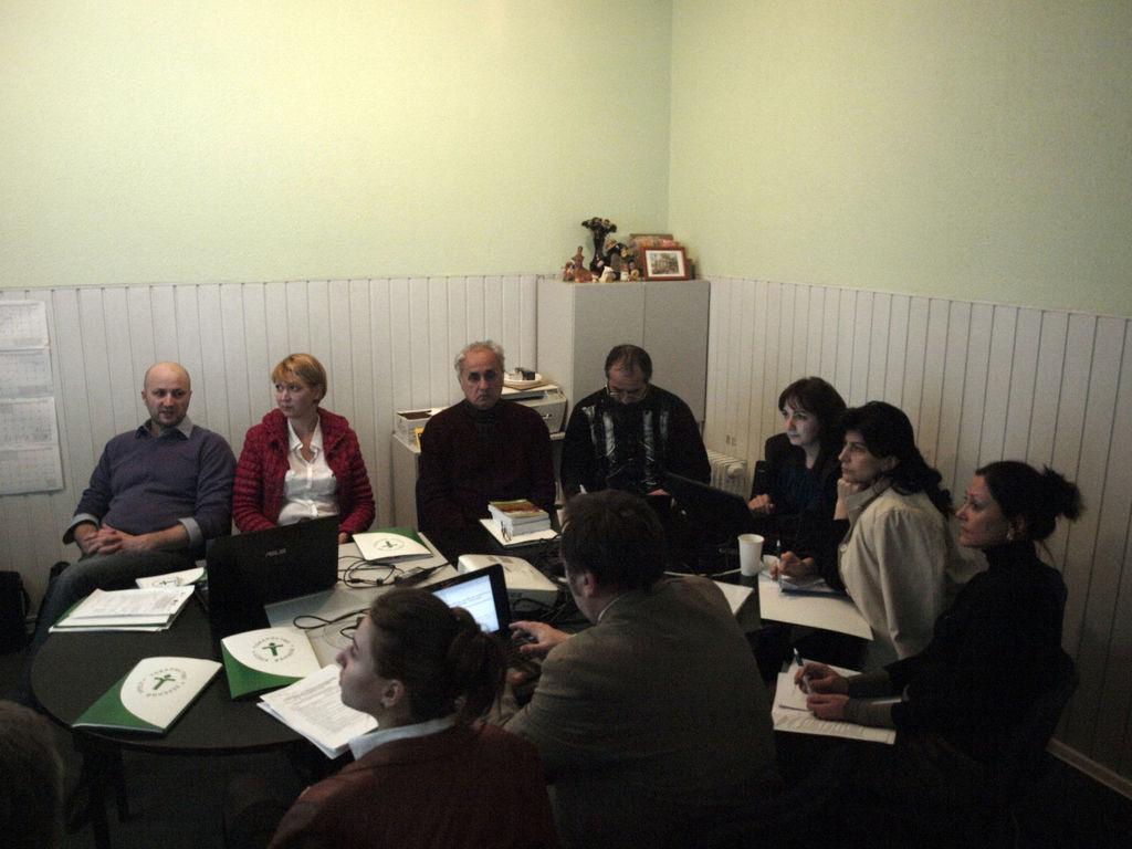 You are browsing images from the article: Turpina intensīvu komunikāciju starp IUCN programmas EKPI FLEG ekspertiem