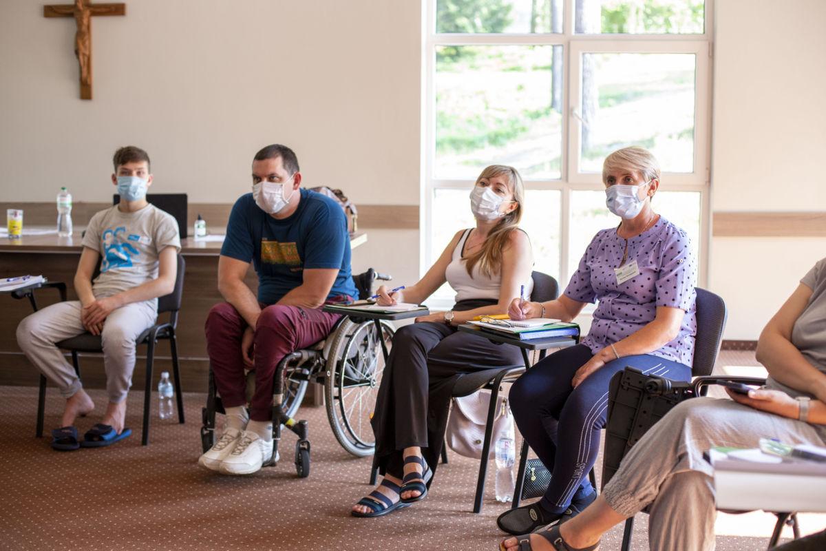 You are browsing images from the article: Тренінг «Підприємництво в сфері сільського туризму для осіб з інвалідністю'